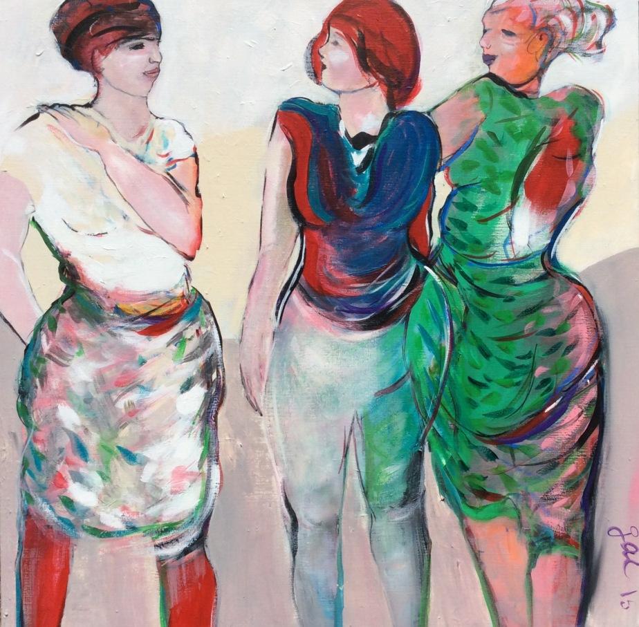 3 vrouwen